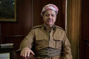 تمایل بارزانی به گسترش تعاملات اربیل و بغداد