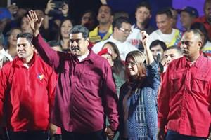 مادورو در پست ریاست جمهوری ونزوئلا ابقا شد