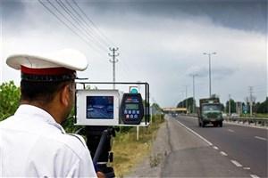 پوشش دوربینهای ثبت تخلف در آزادراهها ۲۰ کیلومتر است