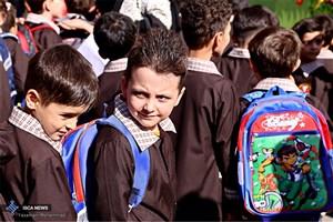 ثبت نام یک میلیون و ۲۶۹ هزار دانش آموز کلاس اولی درسال تحصیلی جدید