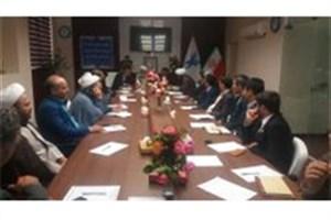 یکصدونهمین جلسه شورای فرهنگ عمومی شهرستانرباط کریم برگزار شد