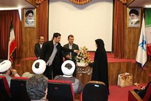 انتخاب یک بانو به عنوان رئیس دانشگاه آزاد اسلامی واحد قروه