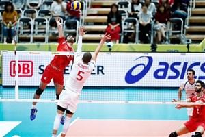 برنامه تیم ملی والیبال ایران در فرانسه