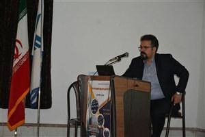 همایش فناوری های نوین در اجرای سازه ها در دانشگاه انزلی برگزار شد