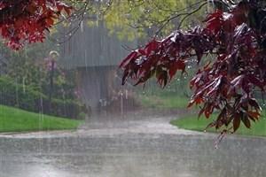 کجای ایران حدود ۱ متر باران بارید؟