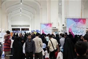 نمایندگان مجلس از دستاوردهای حوزه حجاب و عفاف در نمایشگاه قرآن بازدید می کنند