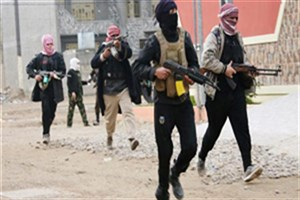 هلاکت یازده تروریست انتحاری در کرکوک