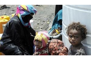 18 میلیون یمنی در معرض قحطی شدید