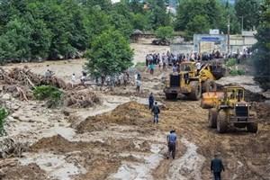 تخریب 24 ساختمان و رستوران غیرمجاز در سیل هفته گذشته جاجرود