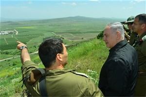 احتمال به رسمیت شناختن حاکمیت اسرائیل بر جولان