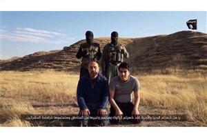 دو تبعه سوئد توسط داعش اعدام شدند+تصاویر