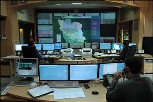 کنترل بیش از هزار نقطه تولید و مصرف گاز در سراسر کشور