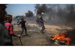 شهادت دو جوان فلسطینی در نوار غزه