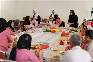 """محکی ها میزبان  انجمن جهانی کودکان مبتلا به سرطان «CC"""" شدند"""