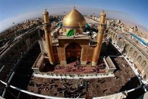 اهدای ۲۷ کیلوگرم طلا از سوی بانوان خوزستانی برای ساخت ایوان طلای حضرت علی (ع)