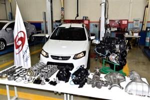 آغاز ساخت موتور M15GSI به منظور کاهش مصرف سوخت خودروهای  X200 سایپا