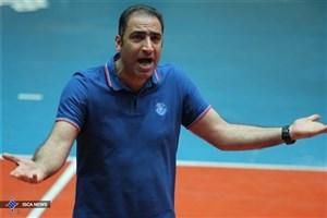 ترکاشوند: بازی با ژاپن، روز بد والیبال ایران بود/ از نظر تیمی مشکل داشتیم