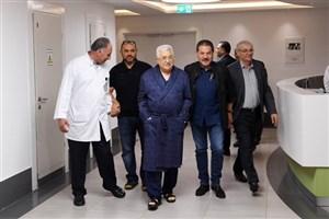 محمود عباس ترخیص شد