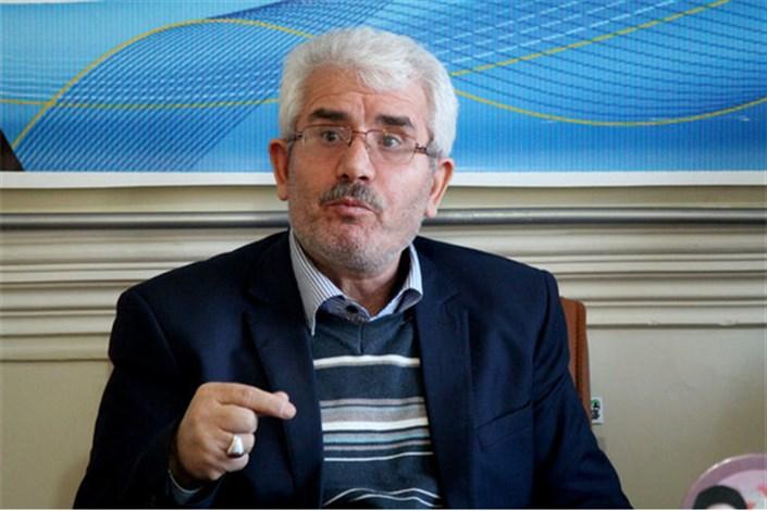 احد جودی مدیرکل ثبت احوال آذربایجان شرقی