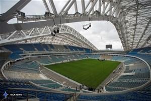 ورزشگاه دیدار ایران و مراکش در دسترس عمومی!