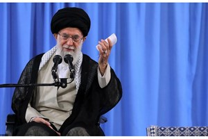 Ayatollah Khamenei Meets with University Students
