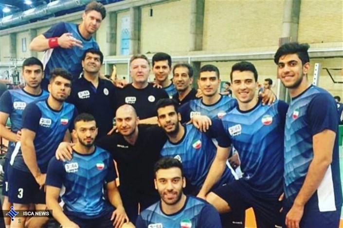 تیم هندبال جوانان