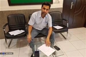 سرپرست تیم فوتبال استقلال خوزستان انتخاب شد