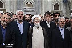 تجدید میثاق مسئولان دانشگاه آزاد اسلامی با آرمان های امام خمینی (ره)