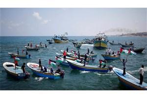 تلاش برای شکست حصر غزه