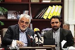 دیدار تشکل های دانشجویی دانشگاه ازاد با دکتر تهرانچی