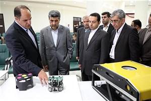 حمایت بانک صادرات از پروژه های دانشگاه آزاد اسلامی/ افزایش همکاری های دو جانبه سازمان نقشه برداری با واحد قزوین