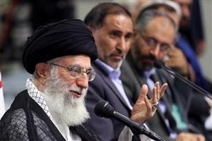 محمدحسنی: محفل شعری با رهبرمعظم انقلاب بازتاب غیر قابل وصفی دارد