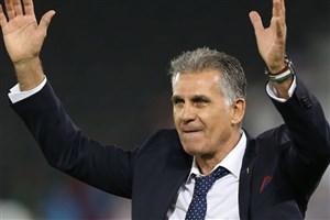 کیروش: نگفتم از ایران میروم/ فوتبال آسیا در خواب است