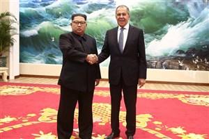 """""""لاوروف"""" و """"اون"""" در کره شمالی دیدار کردند"""