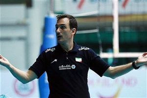 سیچلو از سرمربیگری تیم والیبال امید ایران استعفا کرد