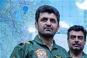 فرمانده جدید پایگاه شکاری شهید نوژه همدان انتخاب شد