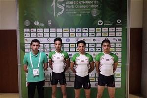 عنوان بیست و ششمی ایران بین ۳۳ تیم