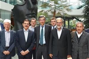 مذاکره در میلان برای مشارکت کازاله سوئیس در صنعت پتروشیمی ایران