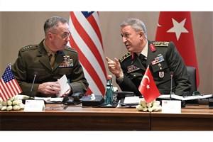 سوریه محور مذاکرات روسای ستاد ارتش ترکیه و آمریکا