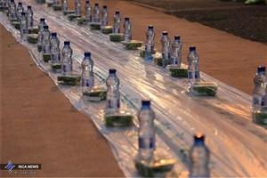 برپایی جشنواره ضیافت خوبان برای  کودکان کار درپارک سرخه حصار