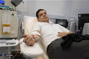 ایران به بالاترین درجه در جهت تامین خون رسیده است