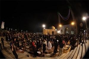 طنین نوای «بک یا الله» در مسجد جامع خرمشهر موزه  دفاع مقدس
