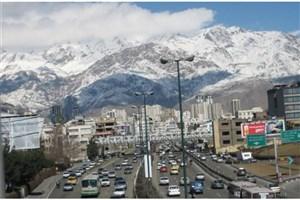 هوا تهران در شرایط سالم قرار دارد