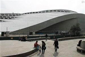 افتتاح  مسجدی  با معماری خاص در عید فطر+ عکس