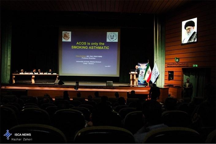 هشتمین کنگره بین المللی بیماری های ریوی
