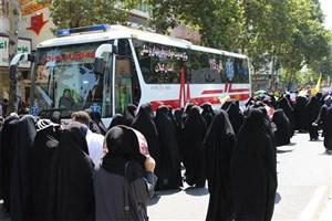کولیوند:  استقرار 4500 آمبولانس در مسیر راهپیمایی روز قدس