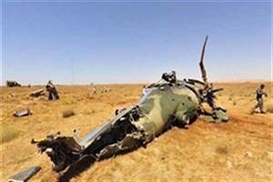 3 کشته و زخمی بر اثر سقوط بالگرد ارتش پاکستان