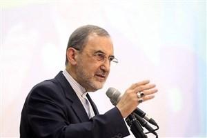 دکتر ولایتی:  ملت ایران  دولت را در برابر تحریم های امریکا حمایت می کند