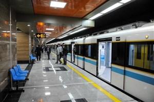 جابه جایی ۳۵ هزار مسافر با مترو در شب های قدر