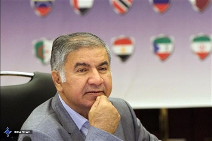 کاظم پور اردبیلی نماینده ایران در اوپک